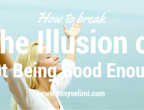 How to Break the Illusion of Not Being Good Enough