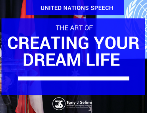 The Art of Creating Your Dream Life